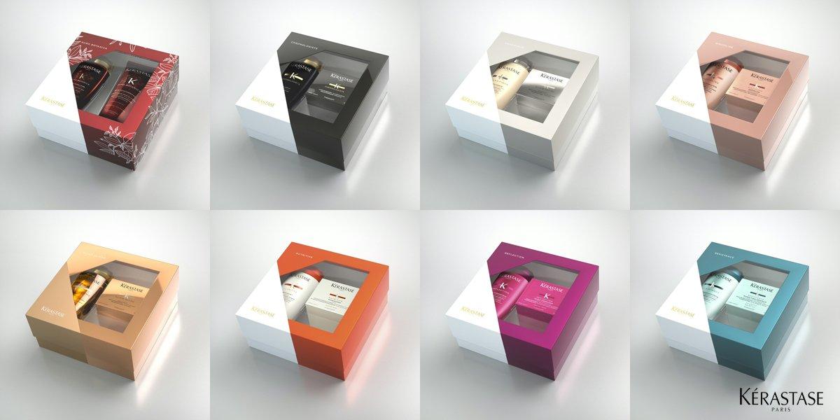 Nuevos Cofres DUO Kérastase: Tus productos favoritos Kérastase en cómodos cofres
