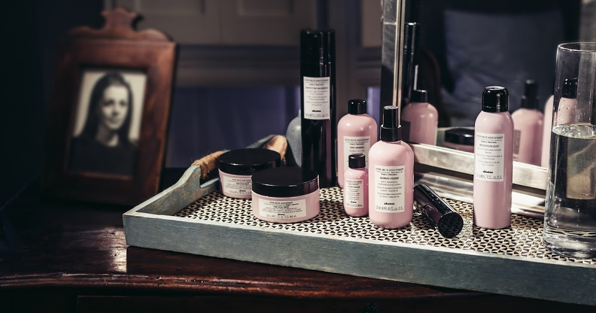 Así son los productos Your Hair Assistant de Davines