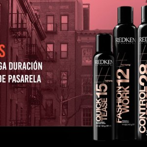Hairsprays de Redken: Elevate con la experiencia de los hairsprays.