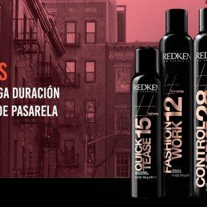 Hairsprays de Redken: Elevate con la experiencia de los hairsprays.